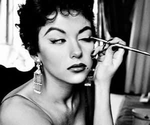 rita moreno, vintage, and makeup image