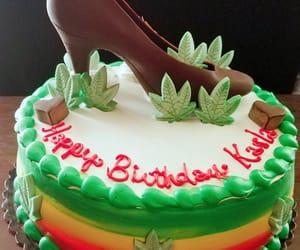 cake, verdeamarilloyrojo, and gold image