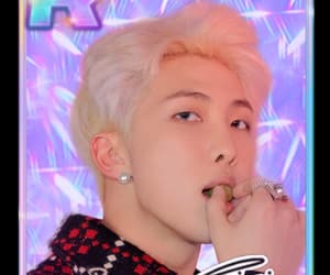 card, namjoon, and prism image