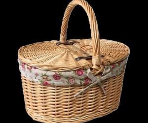 overlay, png, and basket image