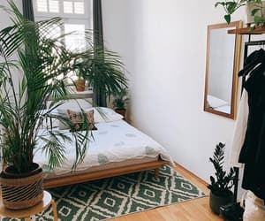 bedroom, boho, and inspiration image
