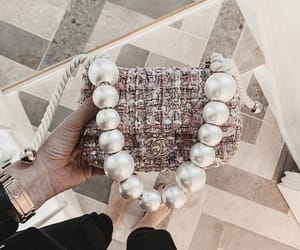 accessory, bag, and chanel bag image