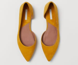 ballet flats, classic, and H&M image