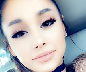 aesthetic, smile, and ariana image