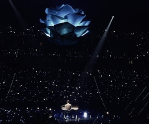 amazing, blue, and concert image