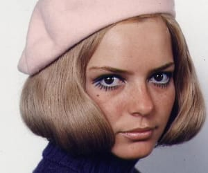 vintage, fashion, and France Gall image