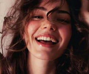 girl, beautiful, and love image