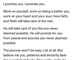 islam, motivation, and quotes image