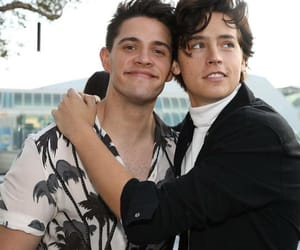 casey, cole sprouse, and riverdale image