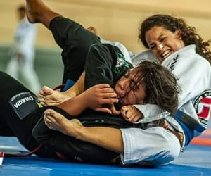 female, jiu-jitsu, and martial-arts image