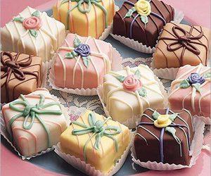 sweet, food, and cake image