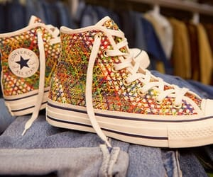 converse, crochet, and zapatillas image
