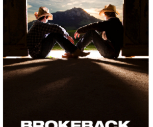 brokeback mountain, heath ledger, and jale gyllenhaal image