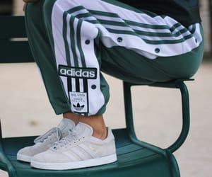 adidas and gazelle image