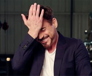 gif, rdj, and robert downey jr. image