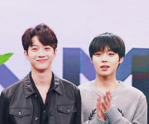 kpop, jihoon, and panwink image