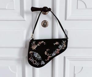bag, purse, and dior image