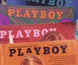aesthetic, Playboy, and vintage image