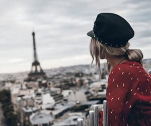 paris, fashion, and great view image