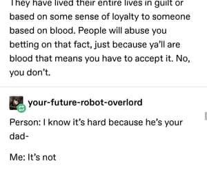 abuse, tumblr, and tumblr post image