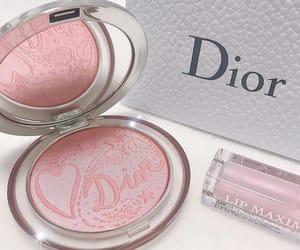makeup, dior, and pink image