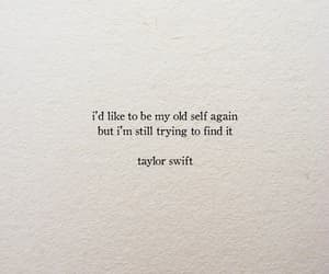 quotes, Taylor Swift, and red image
