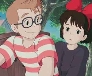 kiki, kiki's delivery service, and anime image