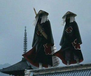 akatsuki, anime, and naruto image