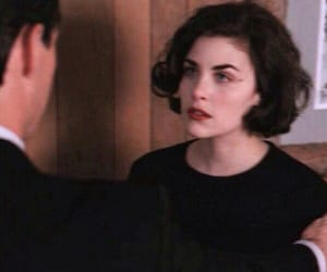 Twin Peaks, Audrey Horne, and david lynch image