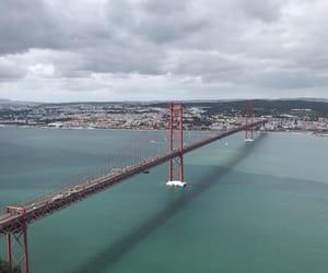 bridge, city, and happy image