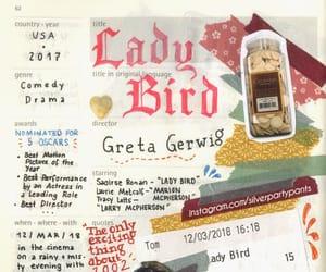 aesthetic, drama, and lady bird image