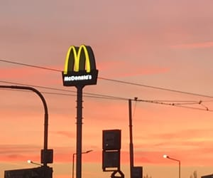 fast food, mc donalds, and spring image