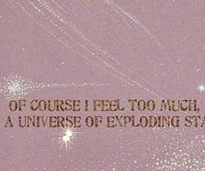 feel, much, and universe image