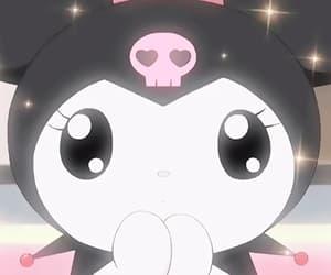 anime, kuromi, and gif image