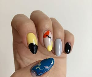 nails, art, and design image