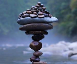 inspiracion, piedras, and equilibrio image