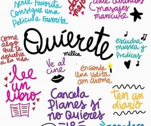 vida, frases español, and optimismo image