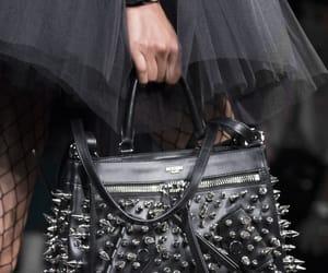 bag, fashion, and runway image