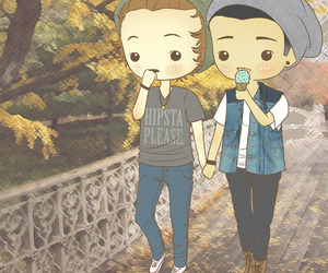 beautiful, gay, and couple image