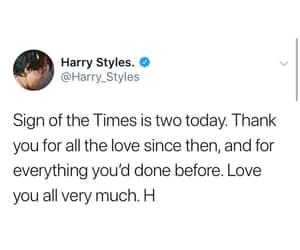 song, 2 years, and Harry Styles image