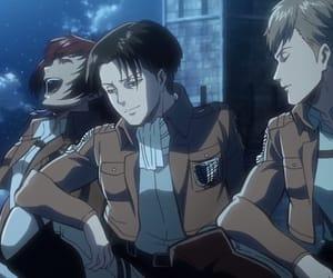attack on titan, levi, and shingeki no kyojin image