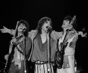 70s, ronnie wood, and bands image