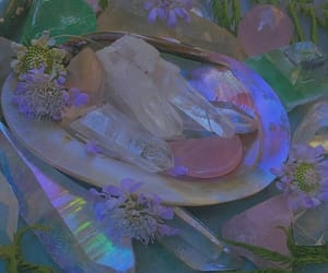 crystal and aesthetic image