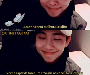 bts, frases, and positivas image