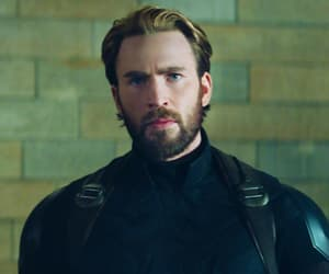 captain america, Marvel, and gif image