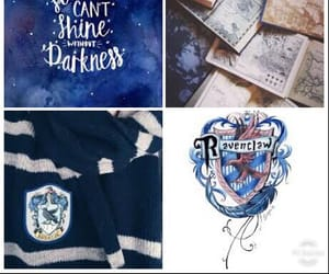 ravenclaw and potterhead image