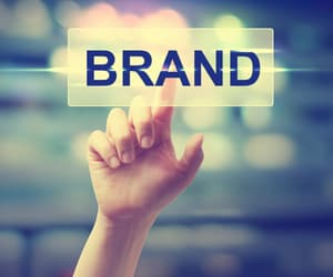 online marketing, brand building agency, and business branding image
