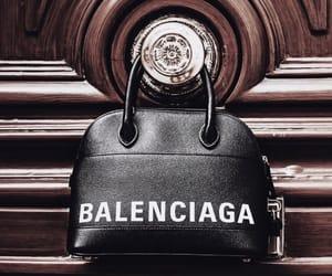 bag, Balenciaga, and details image