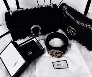 bag, belt, and brand image