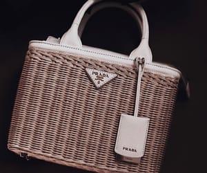 handbag, Prada, and summer image